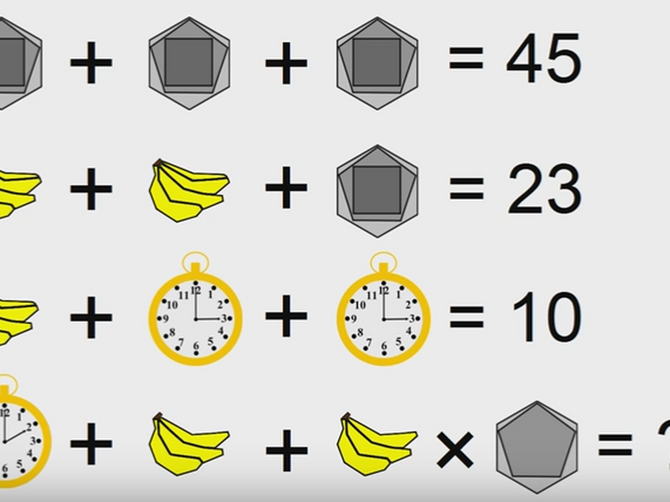 Ovaj matematički problem je zaludeo internet: Možete li BAŠ VI da ga rešite?