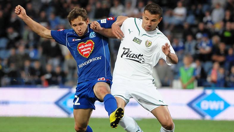 Śląsk o krok od wicemistrzostwa i gry w Europejskich Pucharach