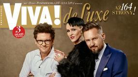 """Trzy okładki i sesja z największymi gwiazdami TVN w najnowszym numerze dwutygodnika """"VIVA!"""""""