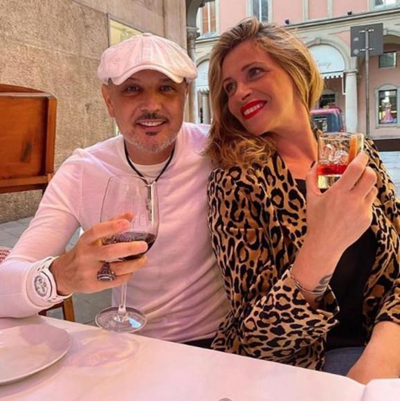 Siniša i Arijana Mihajlović