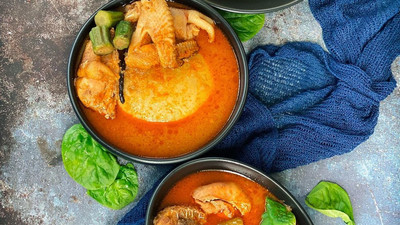 DIY Recipes: How to make the perfect Ghanaian Chicken light soup