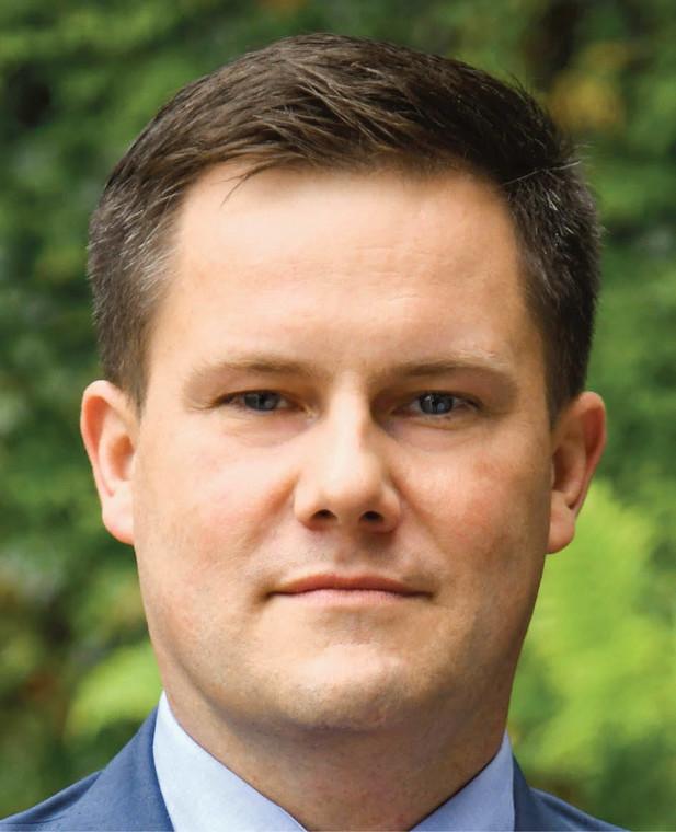 Andrzej Dziewanowski, dyrektor ENERIS Surowce w Kielcach