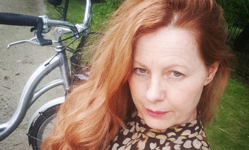 Ewa Skibińska zamieściła na swoim profilu na Instagramie kolejne nagie zdjęcie