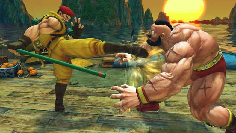 Galeria Ultra Street Fighter IV