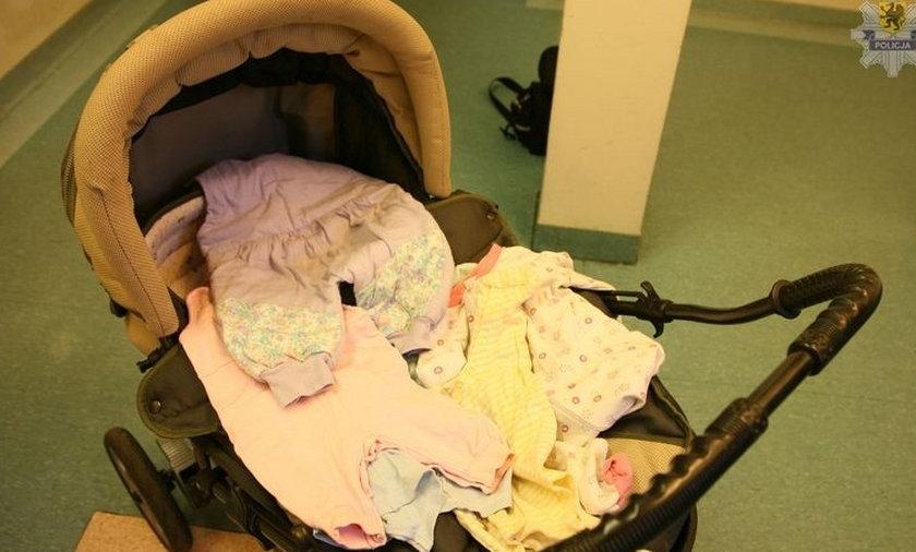 Porzucone niemowlę w Gdyni