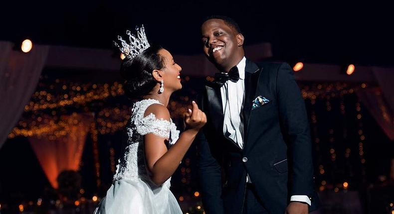 Rapper AY and wife Remy