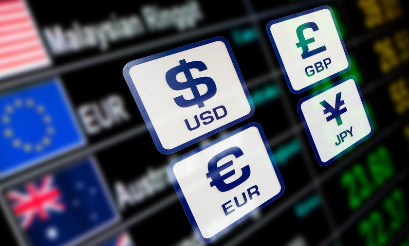 Kursy walut 20 października. Po ile stoi euro, a po ile dolar, frank i funt?