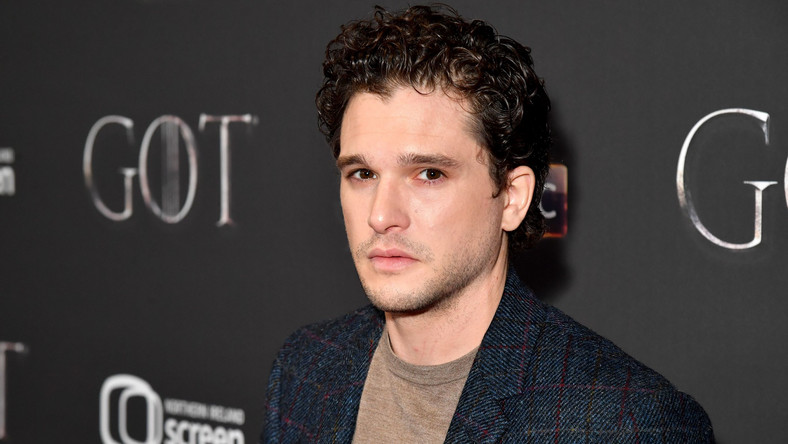 Kit Harington Cried Wearing GoT Costume Final Time