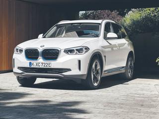 """BMW iX3: Usuńcie z nazwy literę """"X"""" i będzie świetne!"""