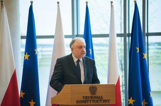 Rzepliński: Minister finansów życzy sobie, żebym przestał się wypowiadać do 13 maja