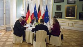 Onet24: po spotkaniu Merkel - Kaczyński