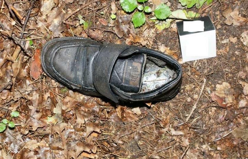 Odnalezione w lesie ciało jest w bardzo złym stanie