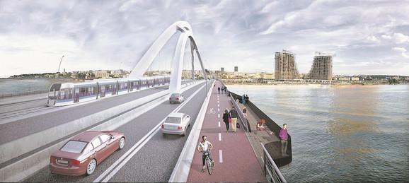 Budući izgled novog mosta