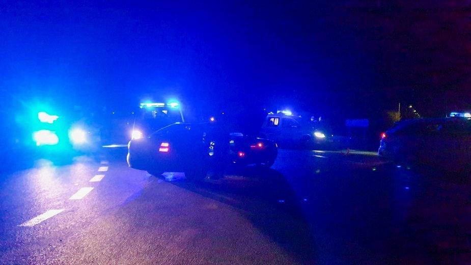 Kierowca audi zatrzymany po policyjnym pościgu