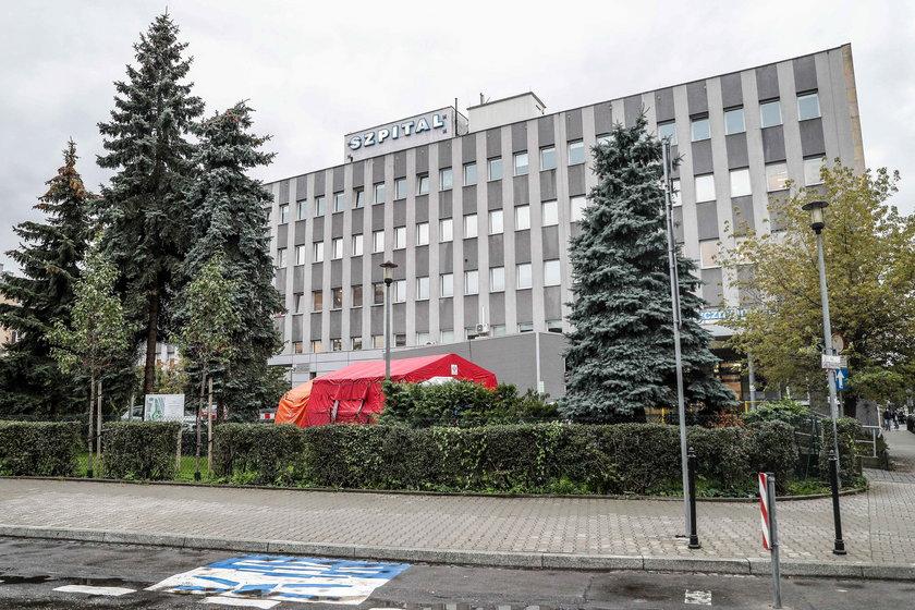 Krakowski szpital, w którym pracuje Kosiniak-Kamysz