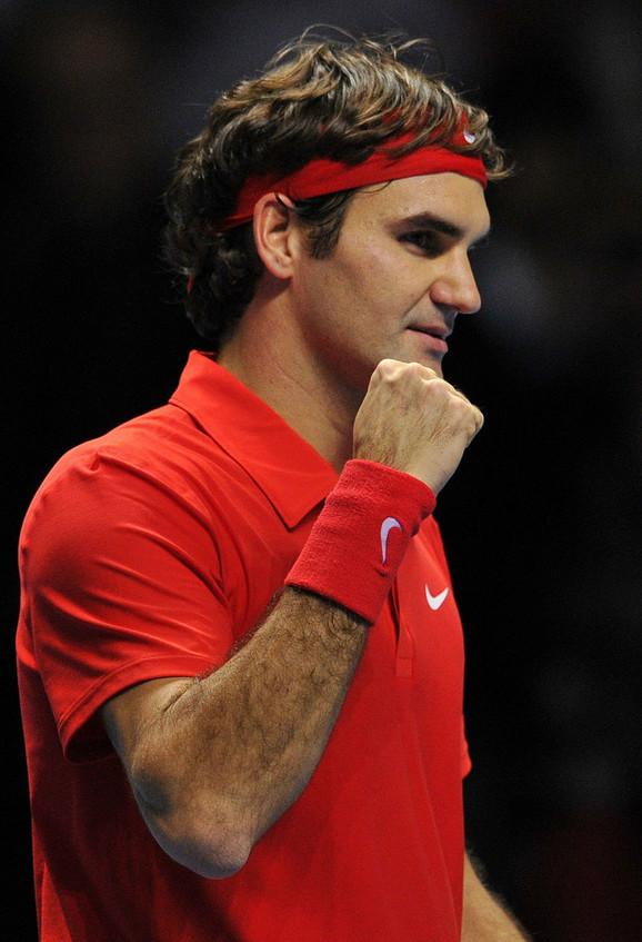 Slavni švajcarski teniser ovekovečen je na platnu