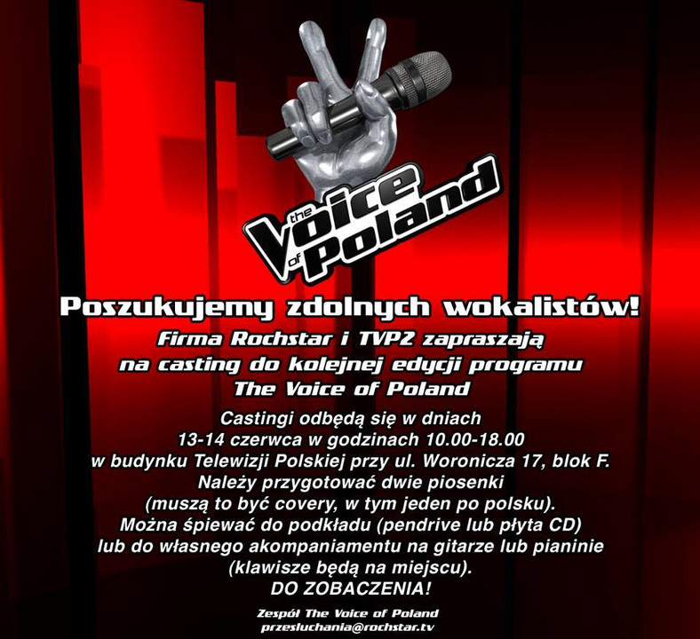 Voice Of Poland