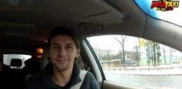 Smolarek został taksówkarzem! [WIDEO]