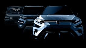 Genewa 2017: SsangYong's XAVL Concept zapowiada nowy model