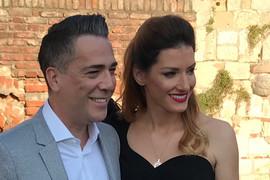 Jovana Joksimović na venčanje došla GOLOG STOMAKA, a evo kakve su reakcije prisutnih