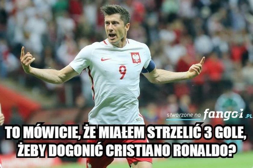 Polska - Rumunia. MEMY po meczu
