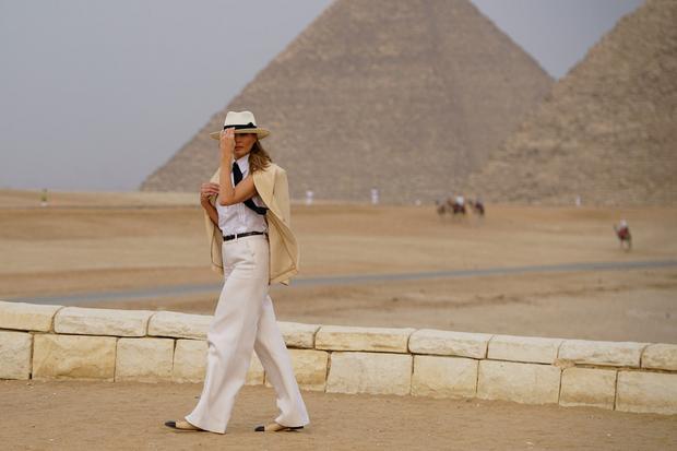 Melanijin triler u Kairu