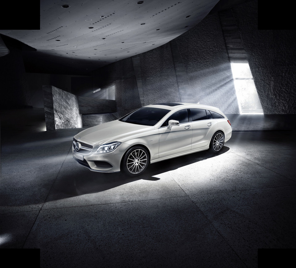 Mercedes CLS Shooting Brake Final Edition