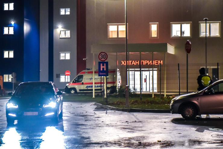 Kovid bolnica Batajnica