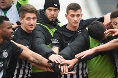 FK Partizan, FK Radnik