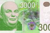 Beli novčanica Palma