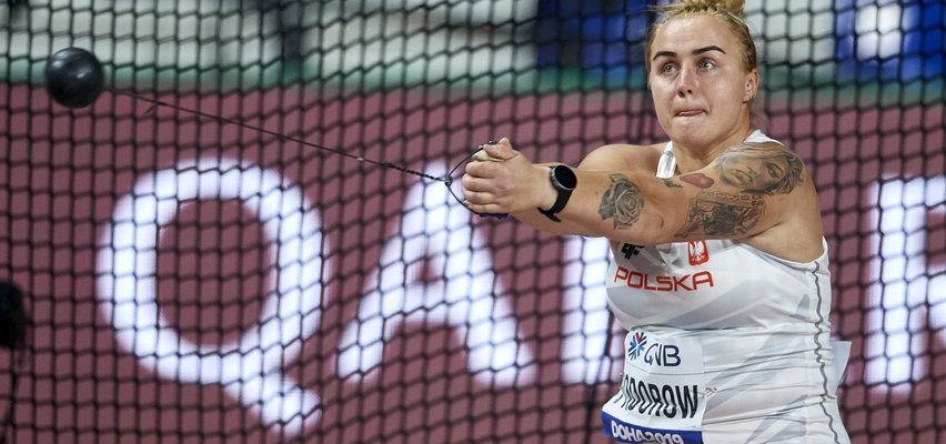Wicemistrzyni świata Joanna Fiodorow. Polski młot w Tokio może mieć cztery medale