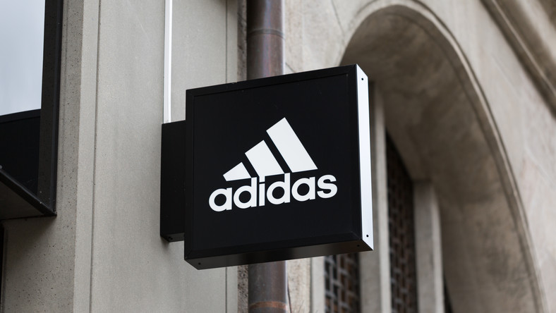 Adidas, sklep