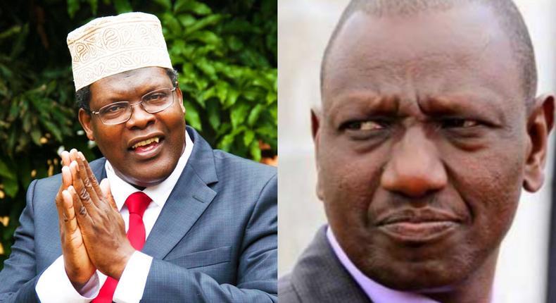 Stop blaming Maraga – Miguna Miguna's bold message to DP Ruto