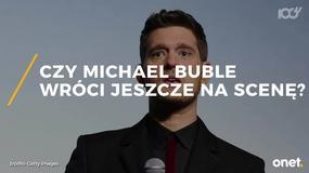 Czy Michael Buble wróci na scenę? Wypowiedział się współpracownik Edyty Górniak