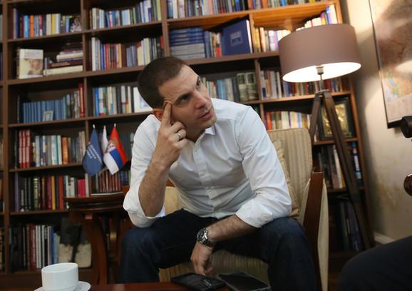 Ubrzo ćemo usvojiti izbornu platformu i nastaviti ukrupnjavanje, kaže Jovanović