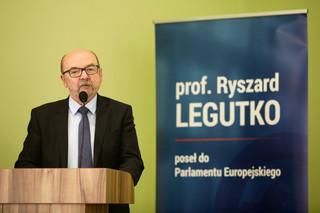 Legutko: Unia Europejska nie działa w oparciu o zdrowe zasady