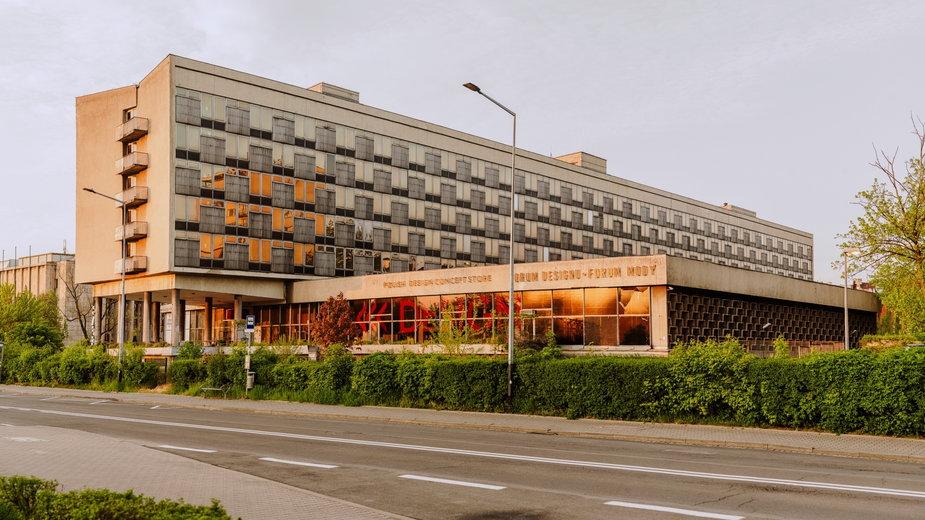 """Hotel """"Cracovia"""" w Krakowie"""