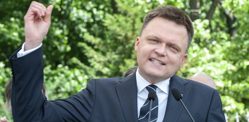 """Wielkie """"przemeblowanie"""" w polskiej polityce? Hołownia silny, PSL """"za burtą"""""""