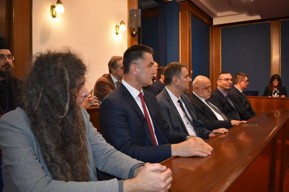 Dodela Svetosavskih nagrada, Mladen Šarčević
