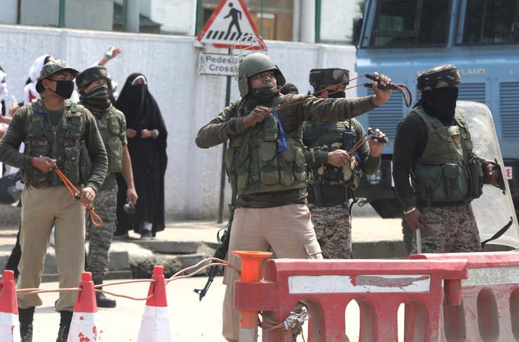 Indija policija indijska policija EPA