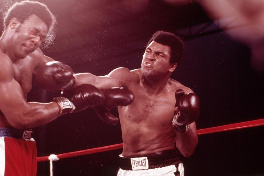 George Foreman, Muhammad Ali The Rumble in the Jungle