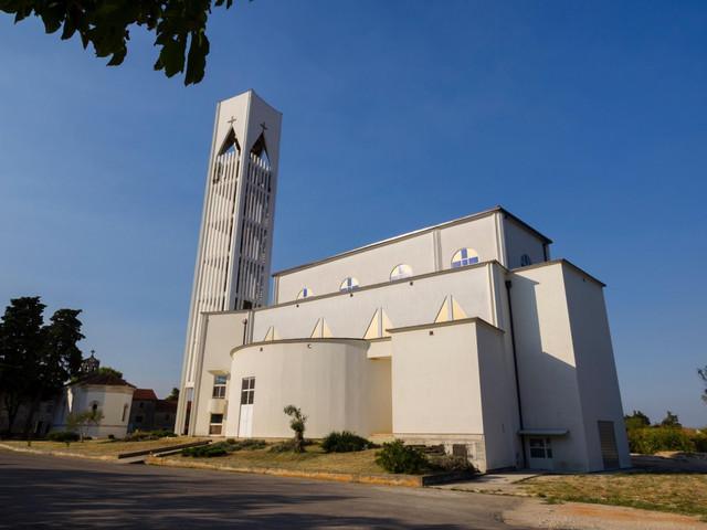 Župna crkva sv. Nikole u Kistanjama