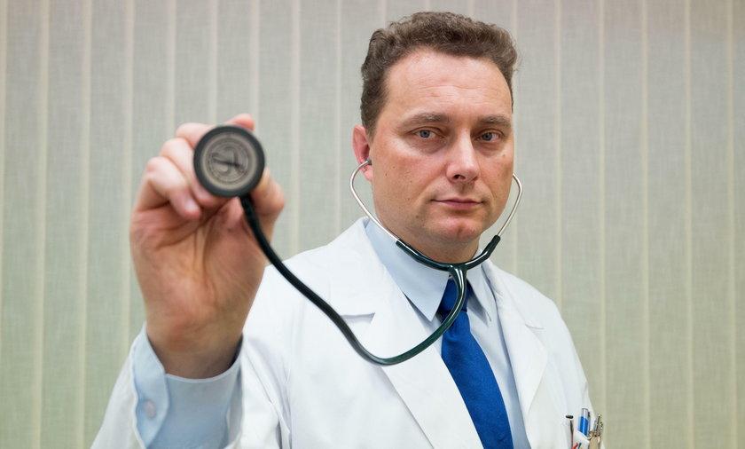 Prof. Piotr Jankowski, kardiolog