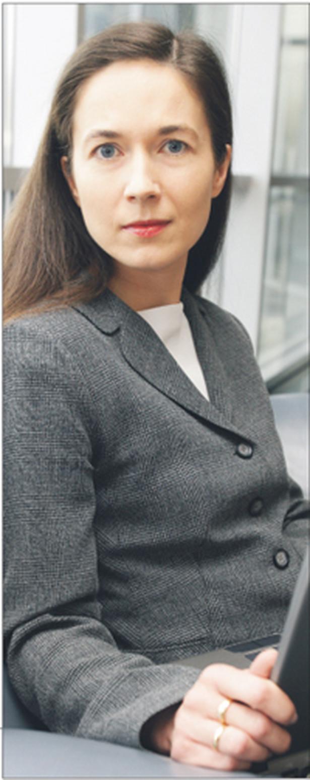 Elżbieta Włodarczyk, dyrektor produktu ds. podpisu elektronicznego w Krajowej Izbie Rozliczeniowej Fot. Wojciech Górski
