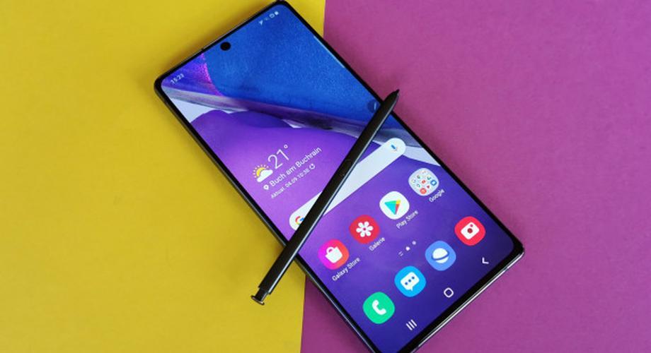 Samsung Galaxy Note 20 im Test: Günstiger und gleich stark