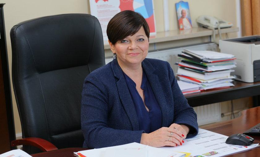 Posłanka PO Izabela Leszczyna