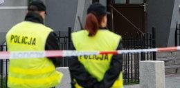 Pies rzucił się na kobietę. Policjant użył broni