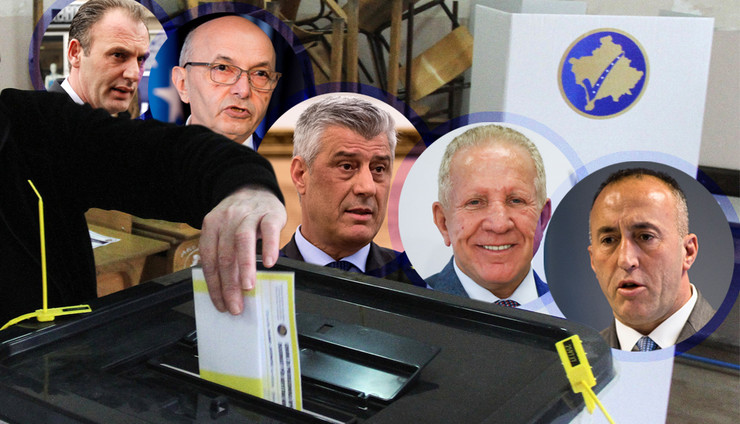 kosovo izbori kombo RAS Tanjug AP, Profimedia