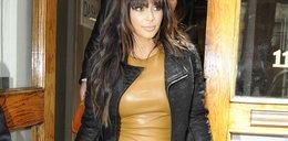 Kim Kardashian schudła w ciąży? Oceń te ZDJĘCIA!