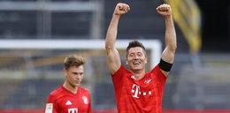 """Lewandowski najlepszy w klasyfikacji """"Kickera"""". Podium dla piłkarzy Bayernu"""